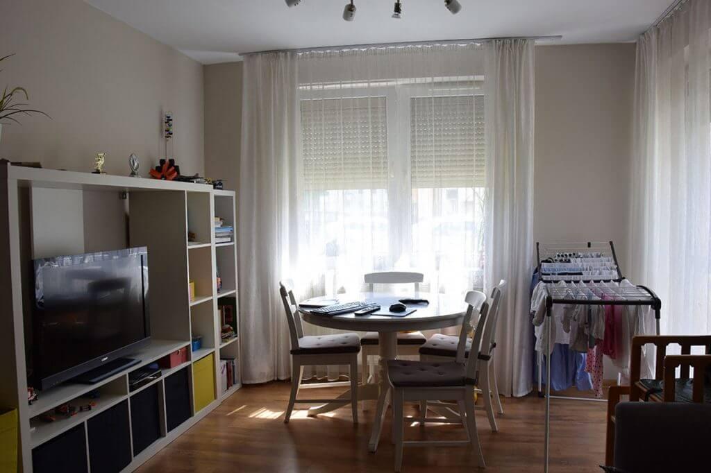 Metamorfoza mieszkania przed