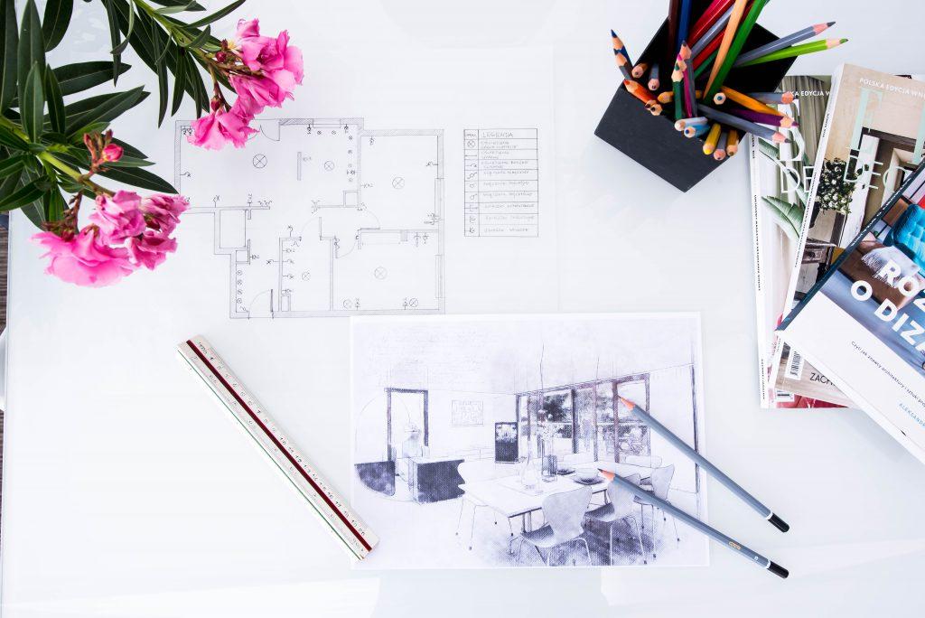 Architektura wnętrz Home Staging