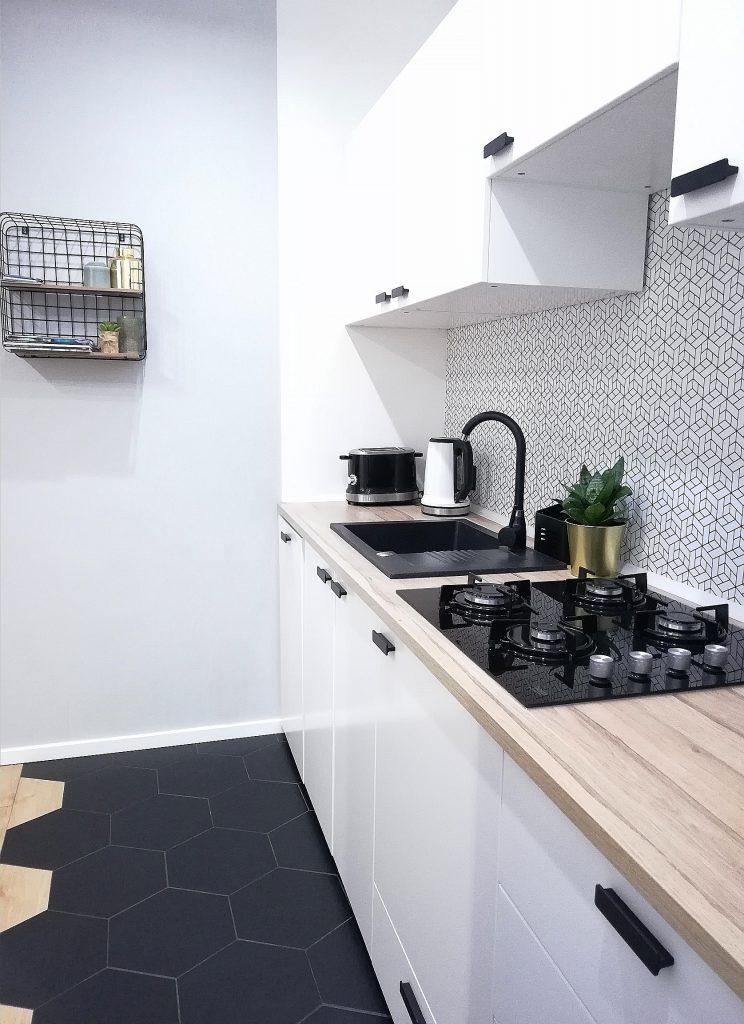 Metamorfoza kuchni po Home Staging