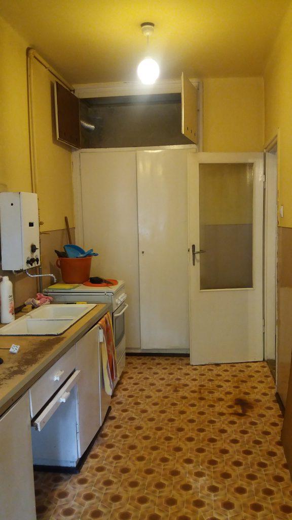 Metamorfoza kuchni przed Home Staging