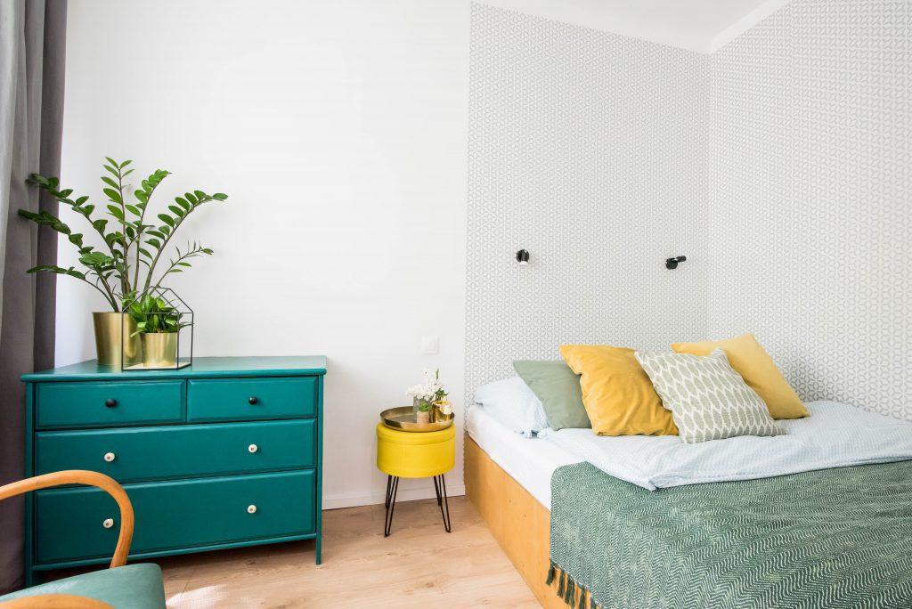 Mieszkanie 36m2 po home staging